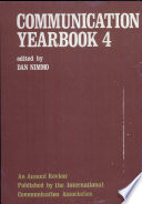 Communication Yearbook 4 : ...