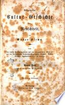 Allgemeine Cultur-Geschichte der Menschheit von Gustav Klemm