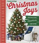Country Living Christmas Joys