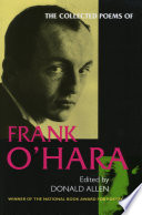 The Collected Poems of Frank O Hara