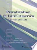 Privatization in Latin America