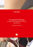Occupational Therapy Book PDF