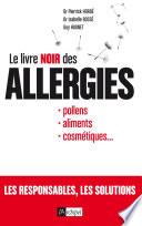 Le livre noir des allergies
