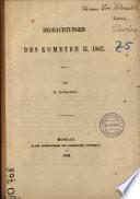 Beobachtungen des Kometen, II 1862