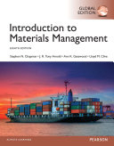 Introduction to Materials Management  Global Edition