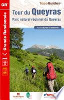 Tour Du Queyras par Fédération française de la randonnée pédestre