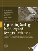 Engineering Geology for Society and Territory   Volume 1