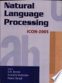 Proceedings of the International Conference on Natural Language Processing  ICON  2005