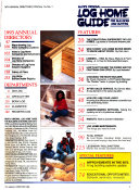 Muir's Original Log Home Guide for Builders and Buyers