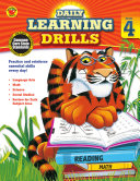 Daily Learning Drills, Grade 4