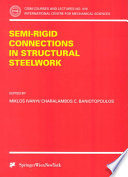 Semi rigid Joints in Structural Steelwork