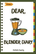 Dear Blender Diary