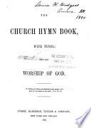 The Church Hymn Book