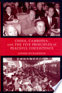 China  Cambodia  and the Five Principles of Peaceful Coexistence