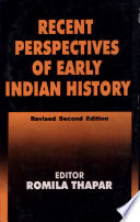 Recent Perspectives of Early Indian History
