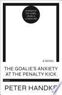 The Goalie s Anxiety at the Penalty Kick