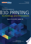 Proceedings Of 2nd International Conference On 3d Printing Technology And Innovations 2018