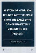 History Of Harrison County West Virginia