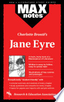 Jane Eyre  MAXNotes Literature Guides