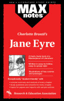 download ebook jane eyre (maxnotes literature guides) pdf epub
