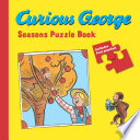 Curious George Seasons Puzzle Book