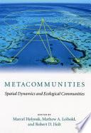 Metacommunities