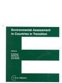 Environmental Assessment in Countries in Transition