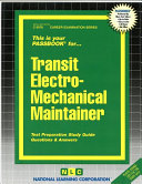 Transit Electro Mechanical Maintainer