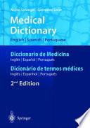 Medical Dictionary Diccionario de Medicina Dicion  rio de termos m  dicos