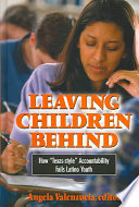 Leaving Children Behind