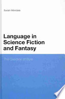 The Language in Science Fiction and Fantasy