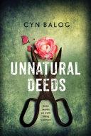 Unnatural Deeds Book Cover
