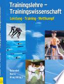 Trainingslehre - Trainingswissenschaft