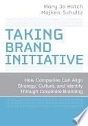Taking Brand Initiative