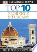 DK Eyewitness Top 10 Travel Guide Florence   Tuscany