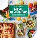 Book Taste of Home Meal Planning
