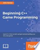 Beginning C   Game Programming
