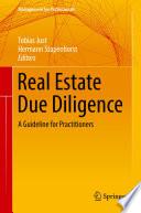 Real Estate Due Diligence