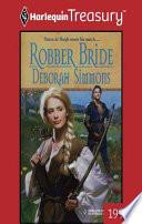 Robber Bride book