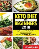 Keto Diet For Beginners 2018