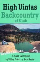 High Uintas Backcountry