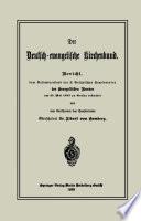 Der Deutsch-evangelische Kirchenbund