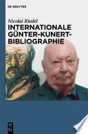 Internationale Günter-Kunert-Bibliographie 1947-2011