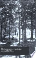 Photographische rundschau centralblatt für amateurphotographie