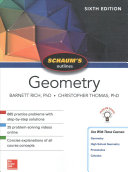 Schaum s Outline of Geometry  Sixth Edition