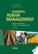 Modernes Agrarmanagement