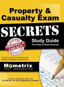 Property   Casualty Exam Secrets Study Guide  P C Test Review for the Property   Casualty Insurance Exam