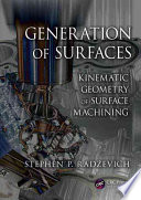 Generation of Surfaces