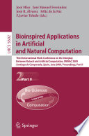 Bioinspired Applications in Artificial and Natural Computation