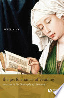 The Performance of Reading